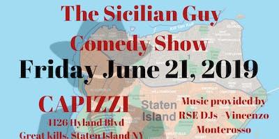The Sicilian Guy in Staten Island