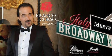 Italy Meets Broadway tickets