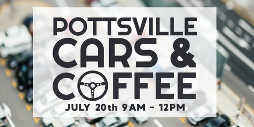 Pottsville Cars & Coffee July 2019