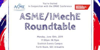 ASME/IMechE Roundtable Event