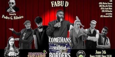 Comedians Without Borders - June 3th