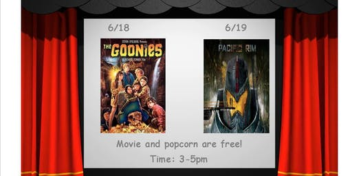 "Free Movie Matinee-""Pacific Rim"""