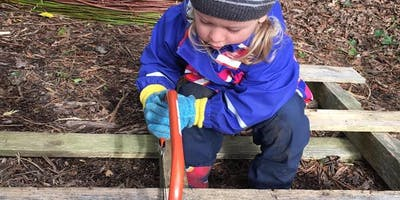 Simple Tool Use projects in the Early Years