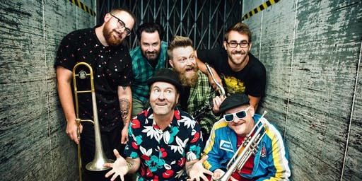 Reel Big Fish - Life Sucks... Let's Dance! Tour