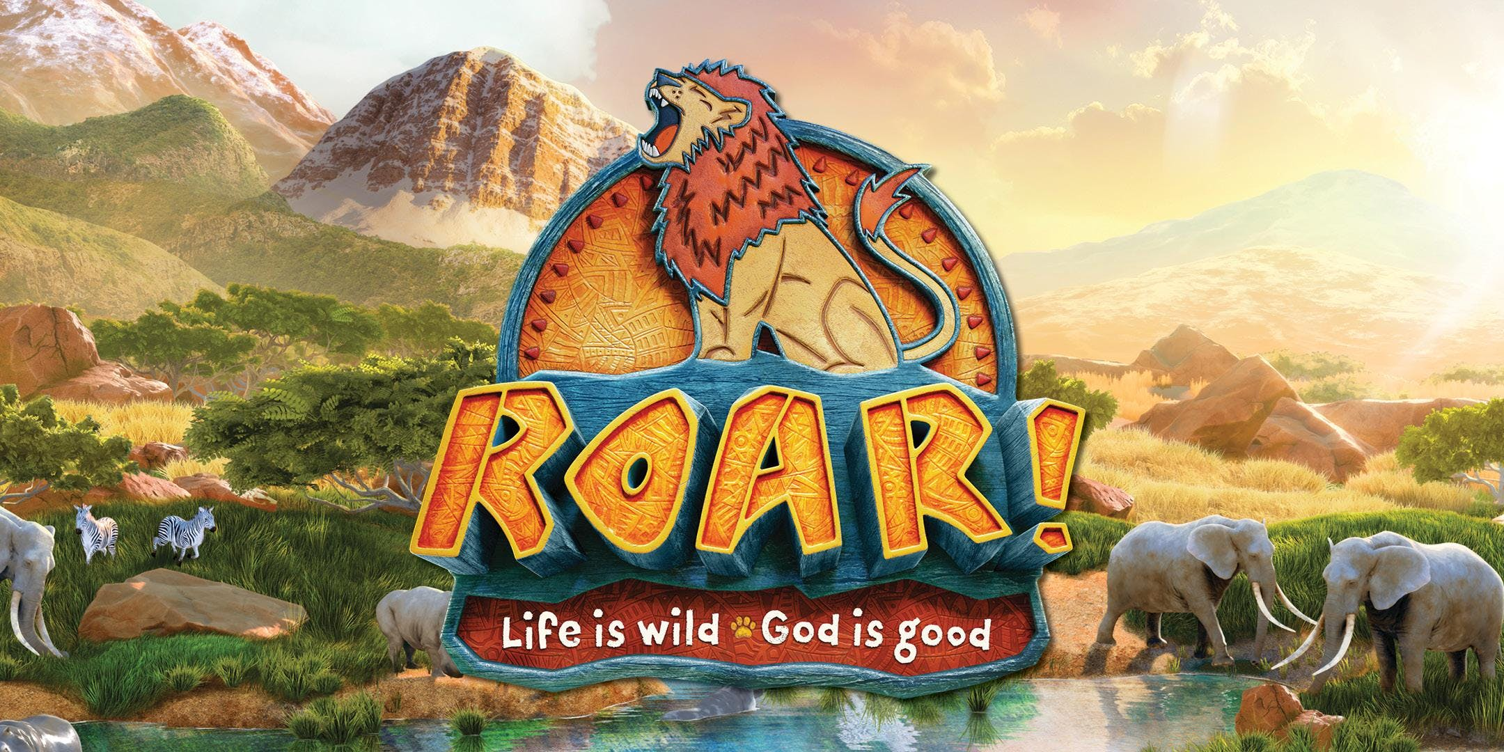 Kids Day Camp (Vacation Bible School) MESA