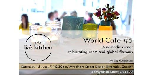 Lia's Kitchen World Cafe #5