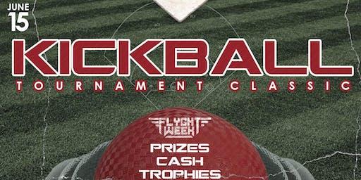 Flyght Week Kickball Tournament