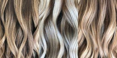 Balayage and Hair Painting