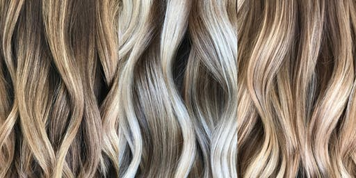 Balayage and Hair Painting