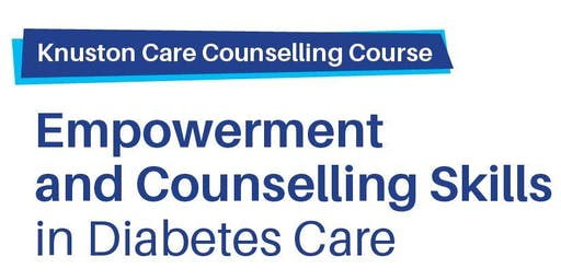 Knuston Diabetes Empowerment and Counselling Skills Course - Registration