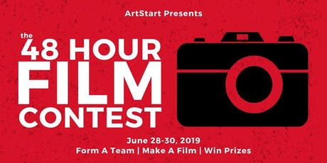 ArtStart 48 Hour Film Contest! tickets