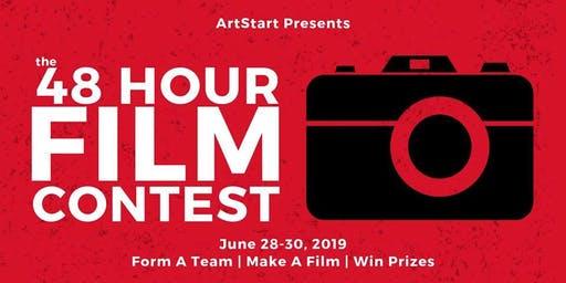 ArtStart 48 Hour Film Contest!