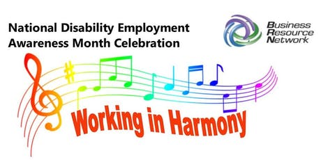 2019 National Disability Employment Awareness Month (NDEAM) Event tickets
