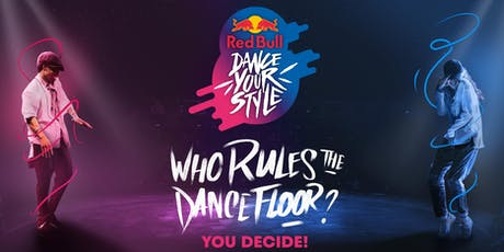 Red Bull Dance Your Style - Washington, D.C. tickets