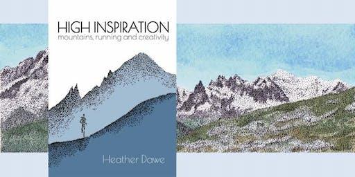 High Inspiration Book Launch