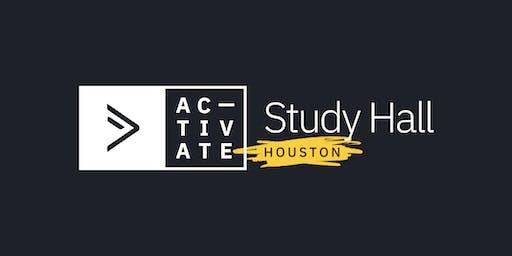 ActiveCampaign Study Hall | Houston
