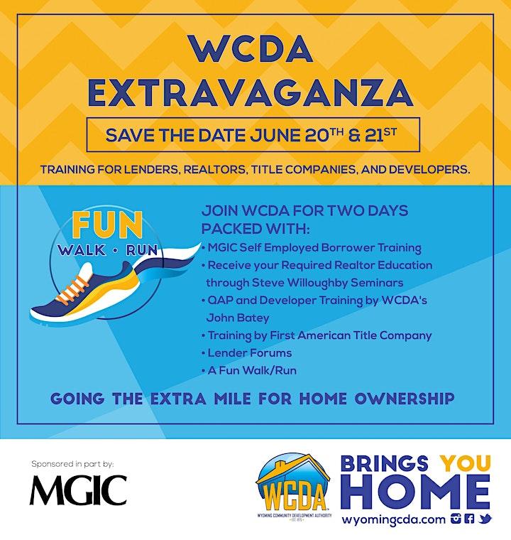 WCDA Extravaganza image