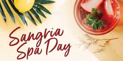 Sangria Spa Day