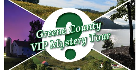 Greene County VIP Mystery Tour tickets
