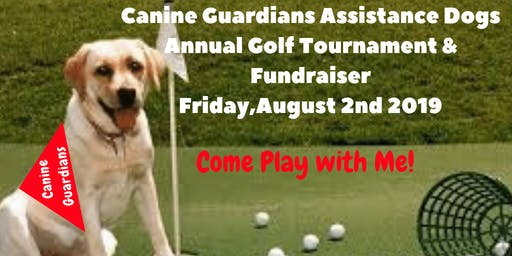 Canine Guardians Annual Golf Tournament and Fundraiser