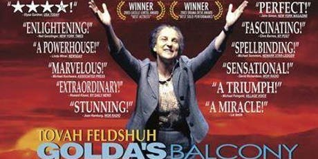 JCC CHICAGO JEWISH FILM FESTIVAL ENCORE PRESENTATION- GOLDA'S BALCONY tickets