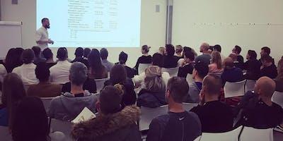 Seminar: 'Never feel tired again'