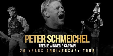 An evening with Peter Schmeichel tickets