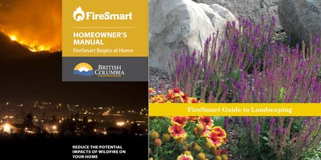 BC FireSmart - Homeowner's FireSmart Assessment Training tickets