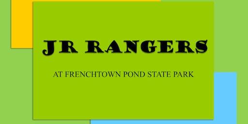 Jr. Rangers Survivalist