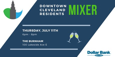 DCR Resident Mixer - The Burnham tickets