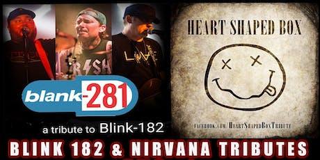 Blink 182 & Nirvana Tributes tickets