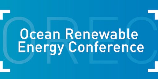 Ocean Renewable Energy Conference 2019