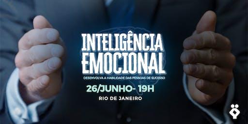 [RIO DE JANEIRO/RJ] Palestra Gratuita - INTELIGÊNCIA EMOCIONAL
