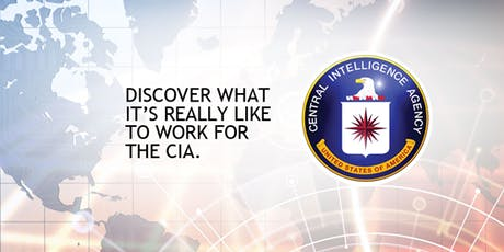 CIA Employment Information Session  tickets