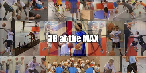 "3B (Bball By Blue) Presents ""Skills Sessions"" at the MAX"