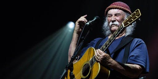 DAVID CROSBY - SOLD OUT, Thank you!