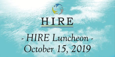 HIRE Luncheon tickets