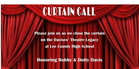 Curtain Call on the Davises' Theatre Legacy tickets