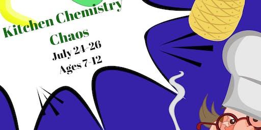 Kitchen Chemistry Chaos