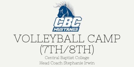 Volleyball Camp (Upcoming 7th/8th Graders)