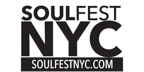 SOULFest NYC x Athleta tickets