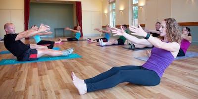 Wednesday Night 7.30pm Pilates SUMMER Term - 7 week class block Beginners/Improvers