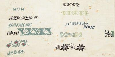 Textile Teach-in: Cross Stitch Workshop