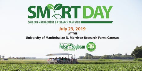 MPSG's Soybean Management & Research Transfer (SMART) Day tickets