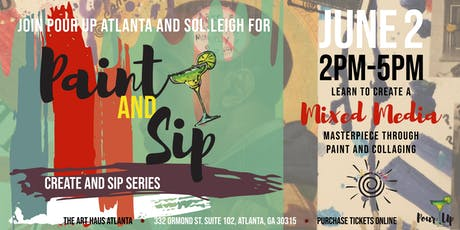 Paint n' Sip tickets