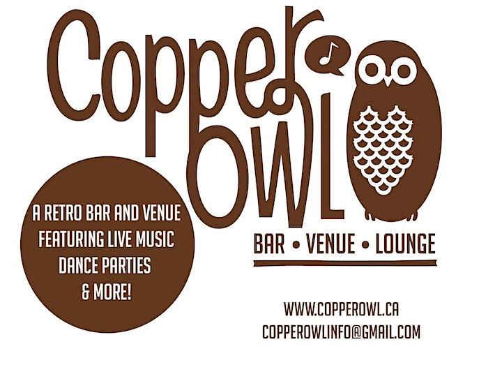 Left Coast Jazz Fest '19 Copper Owl Pass image