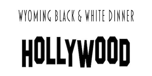 3rd Annual Wyoming Black & White Dinner