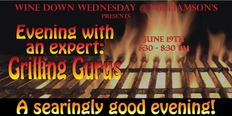 WDW ~ Evening with an Expert: Grilling Gurus tickets