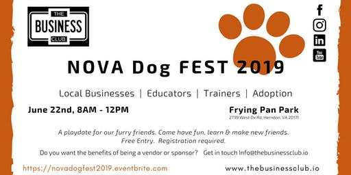NOVA Dog Fest