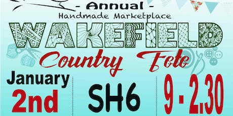 Wakefield Country Fete tickets